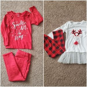 4T Holiday Outfits